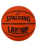 Spalding Layup 5 Basketbold Orange Unisex