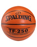 Spalding TF 250 5  Basketbold Orange Unisex