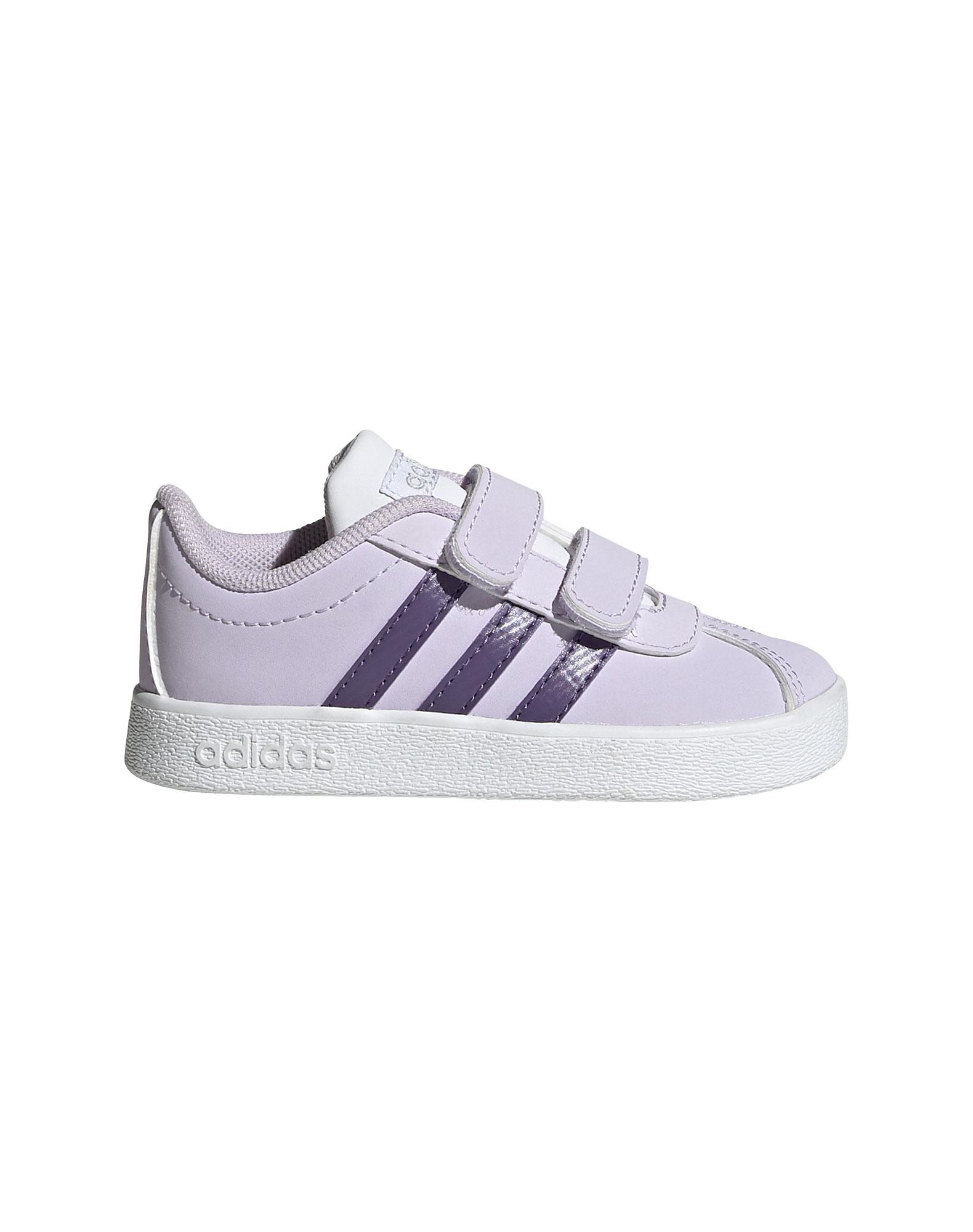 Køb adidas VL Court 2.0 CMF til Børn i Lyserød | Spar 20