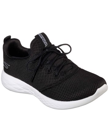 Skechers Fritidssko Go Run 600 - Defiance Sort Dame