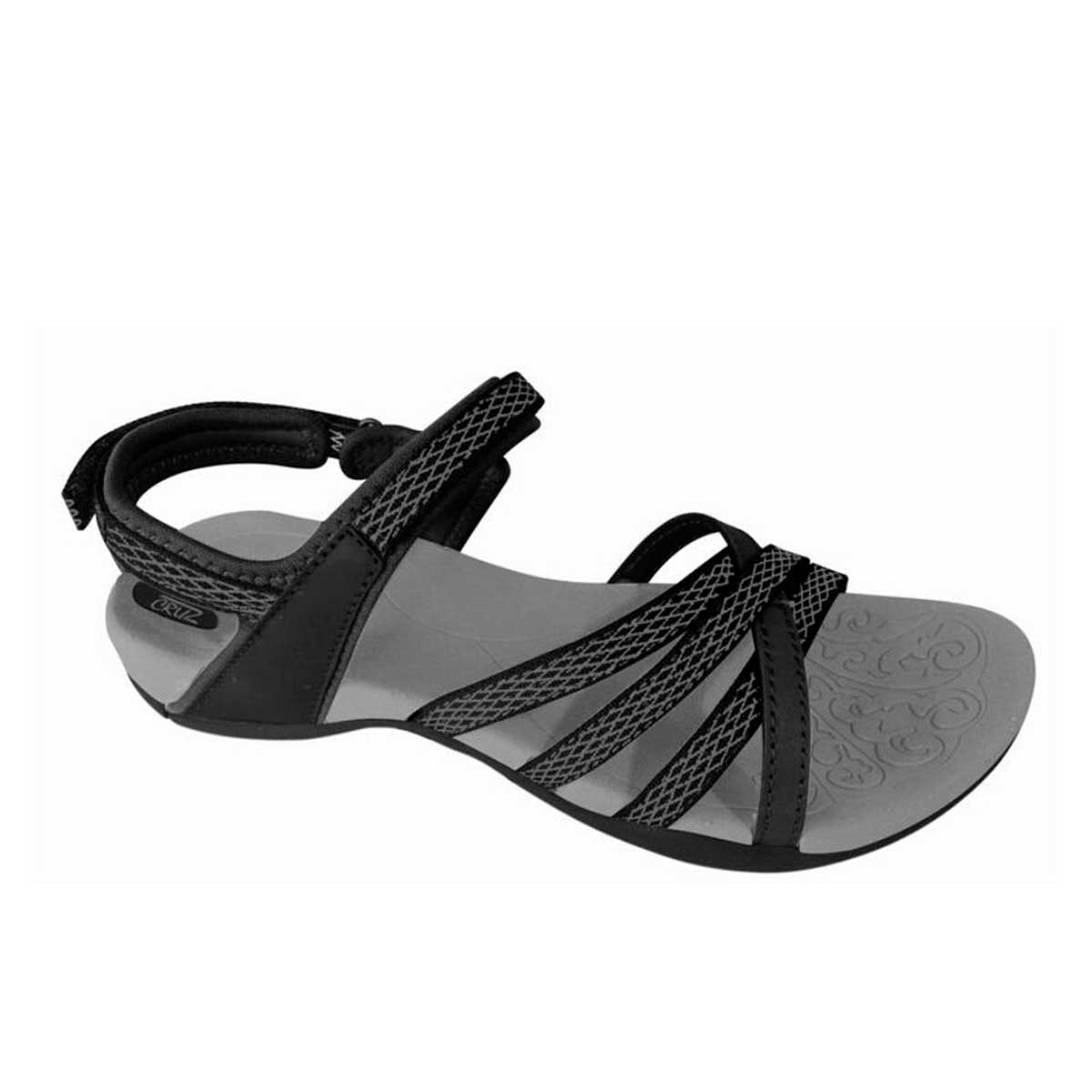 cf6441b535c Cruz Aarhus W Sandal sandaler til dame i sort