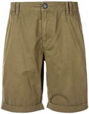 Fort Lauderdale Border Chino Shorts Olivengrøn Herre