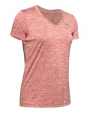 Under Armour Tech SSV T-shirts Lyserød Dame