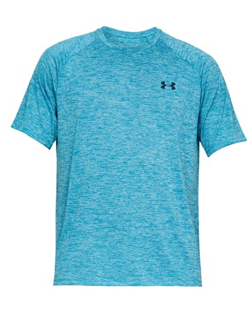 Under Armour Tech 2.0 SS Tee T-shirts Blå Herre