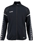 Hummel Træningsjakke Authentic Charge Micro Zip Jacket Sort Herre