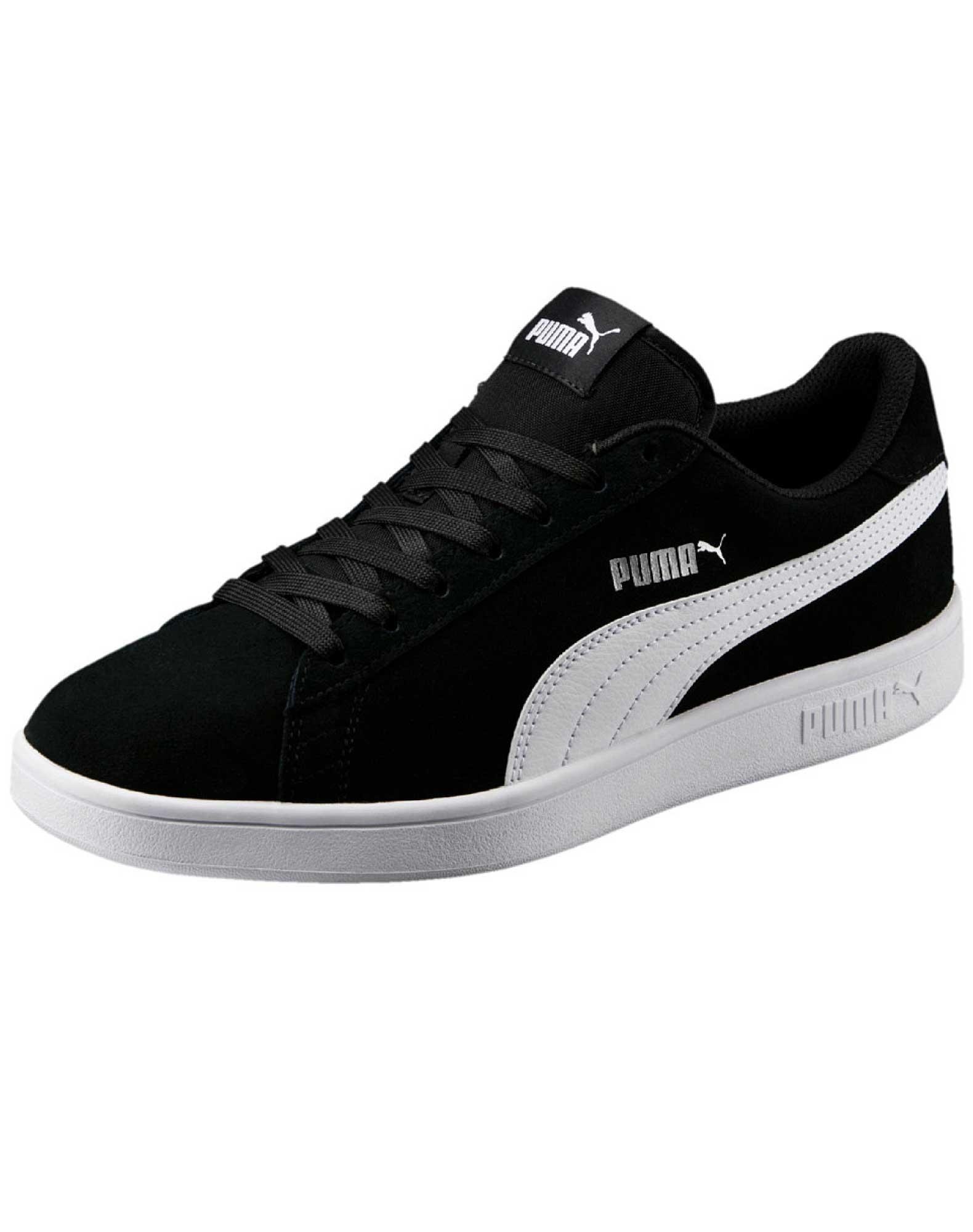 0c6ba2ce Køb Puma Sneakers Smash v2 Sort-Hvid Unisex online