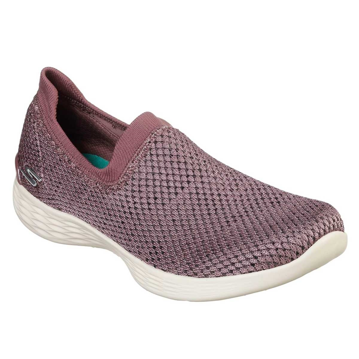 603bacc70dee Skechers You Define - Allegra sko til dame i mauve