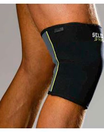 Select Profcare Knee Support Neopren Knæbind Sort Unisex