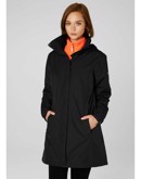 Helly Hansen Jakke W Aden Coat Sort Dame