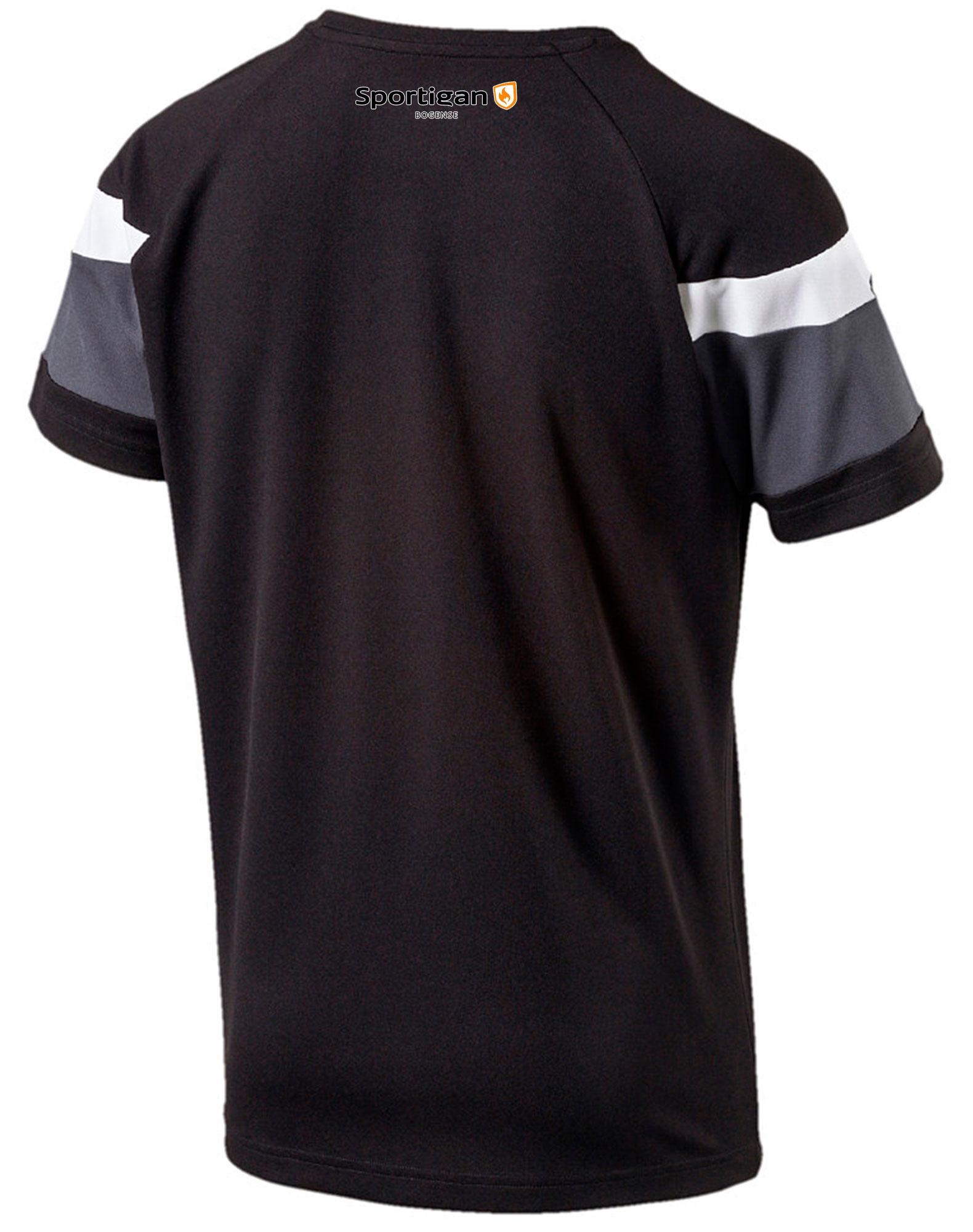 dc5c80e3c2f Køb Puma Spirit Ii Trænings T-shirt M. Navn Og Logo Børn