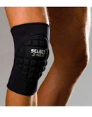 Select Profcare knee w/pad 6202 Knæbind Sort Unisex
