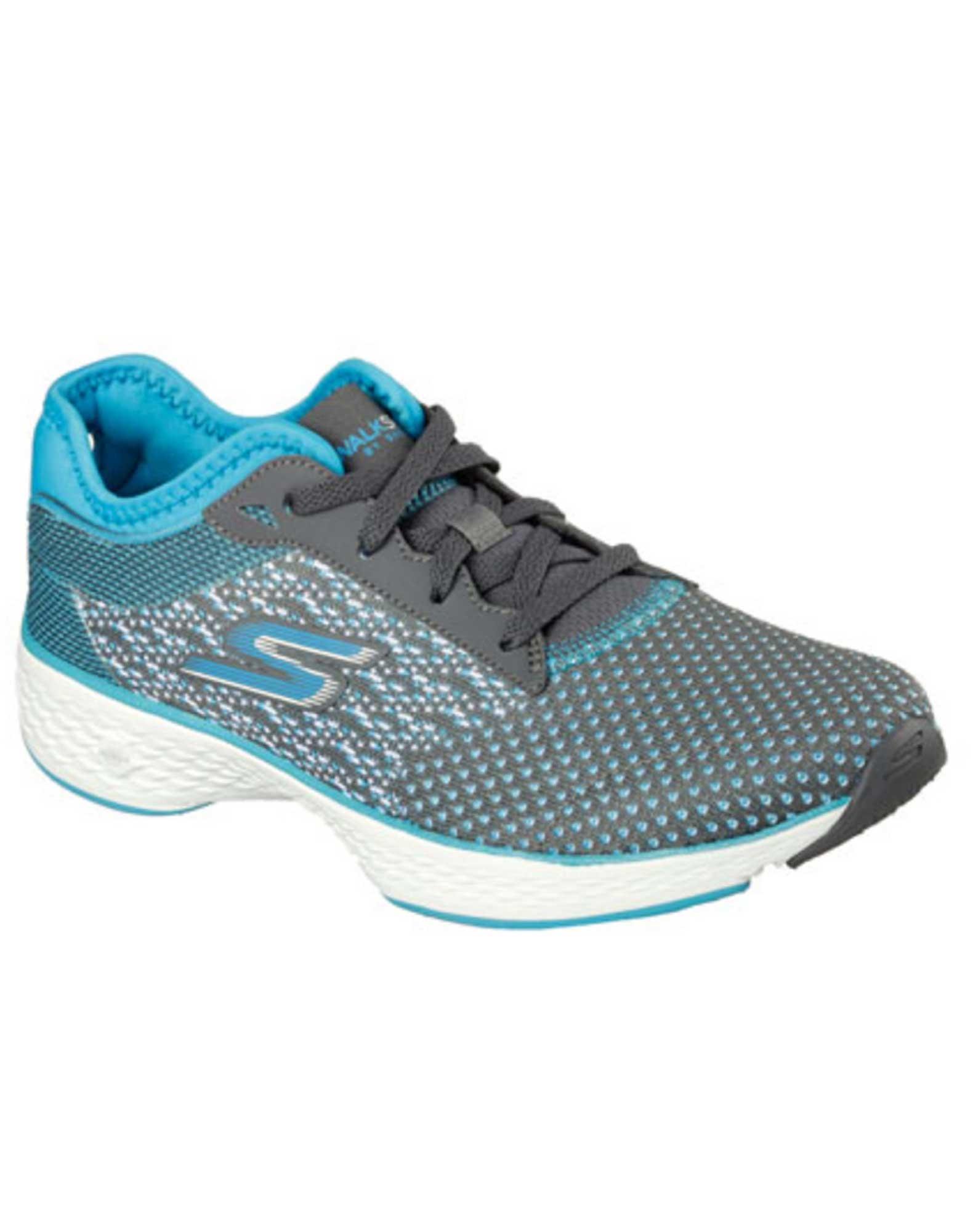 3a3dceebcf5 Køb Skechers Go Walk sneakers grå dame online
