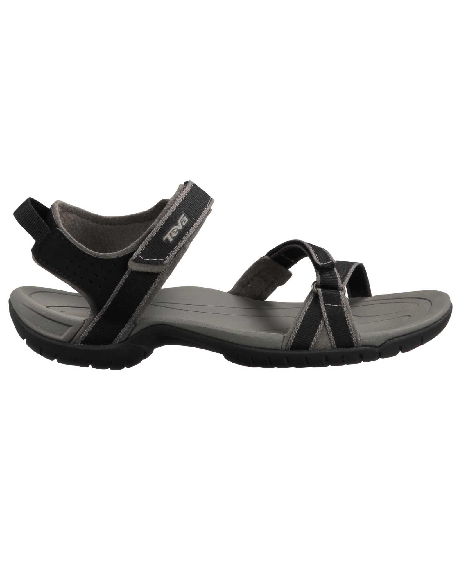 f9e693f66a7f Køb Teva Verra sandal sort-grå dame