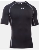 Under Armour Comp tee kort ærme sort herre
