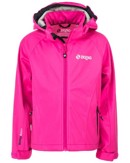 2567c2f0 Zigzag Jakke Grand Lake Stretch Softshell W-Pro 8000 Pink Pige