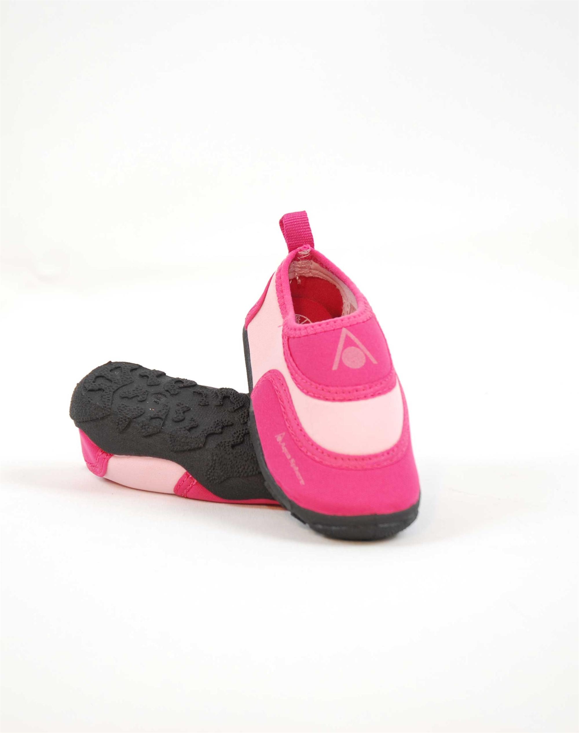 cc4726d12 Aqualung badesko pink Beachwalker Kid pige