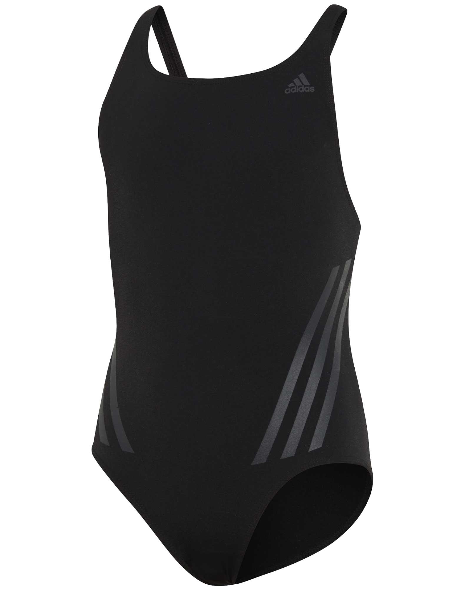 b2c54f111e73 Køb Badedragt Adidas Pro Suit 3S Y i Sort-Grå til Pige