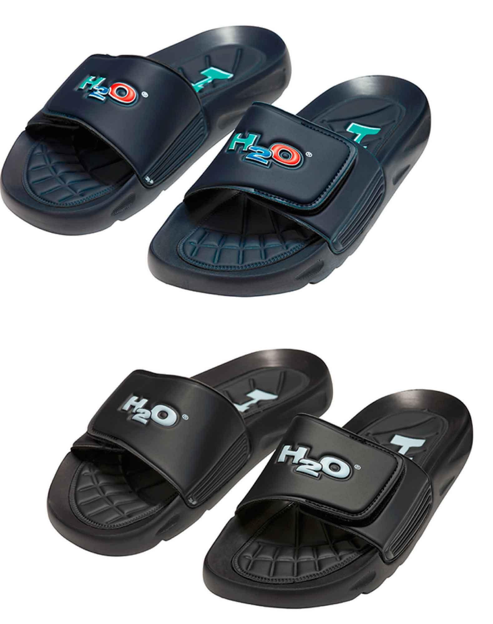 981c58db5ac8 Køb H2O Badesandaler M. Velcro Voksenstørrelser