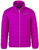 7720e1e3 Zigzag Børnejakke Delly pro-lite jacket Pink Pige